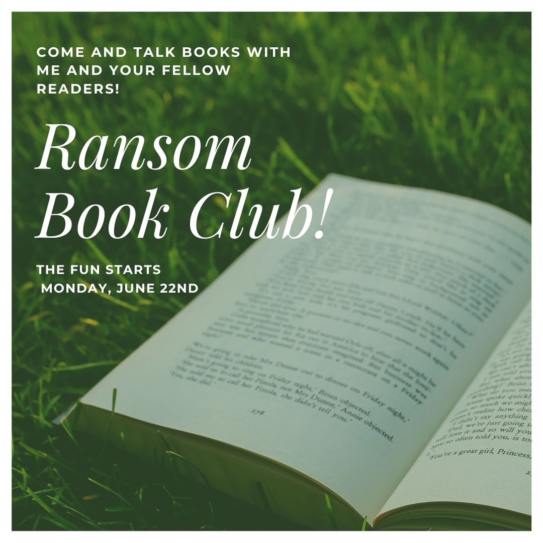 Ransom Book Club!